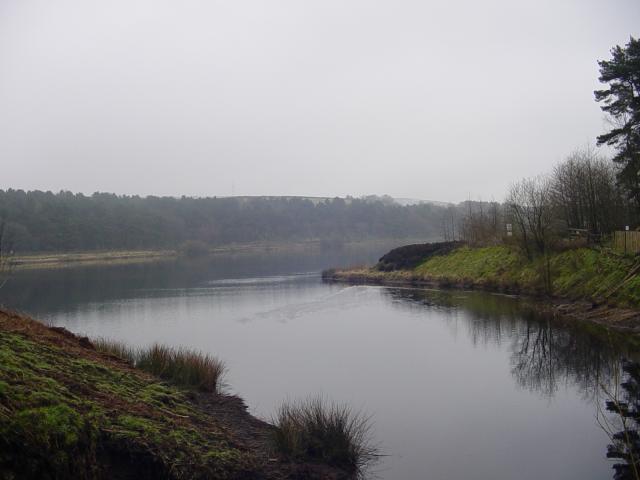 Ogden Water Reservoir