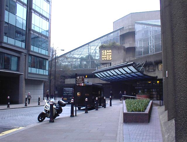Barbican Silk Street
