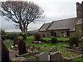 SW4838 : Towednack Church by Alan Simkins