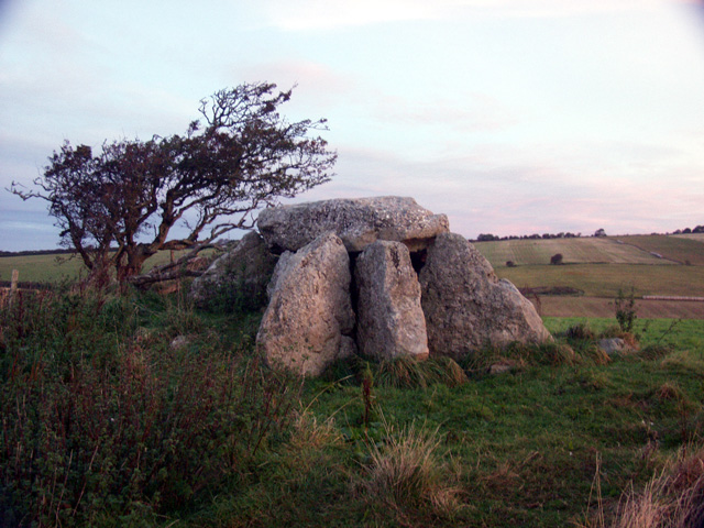 The Hell Stone Dolmen