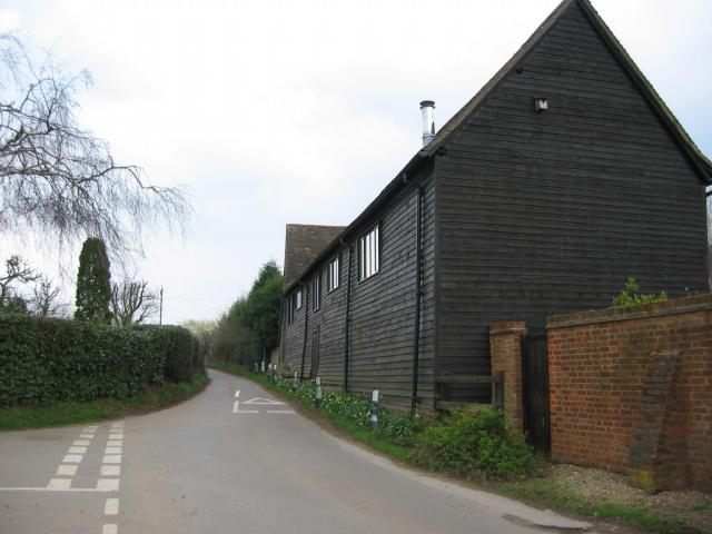 Barn-like house, Potters Crouch