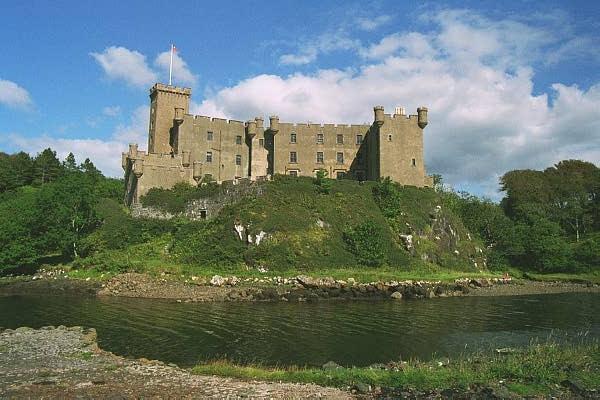 Dunvegan Castle: Isle of Skye