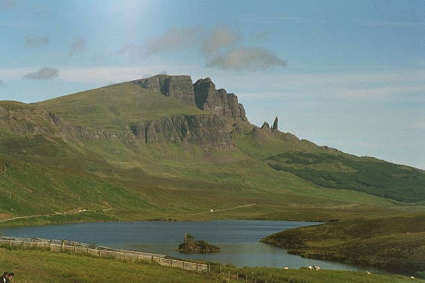 The Old Man of Storr: Isle of Skye