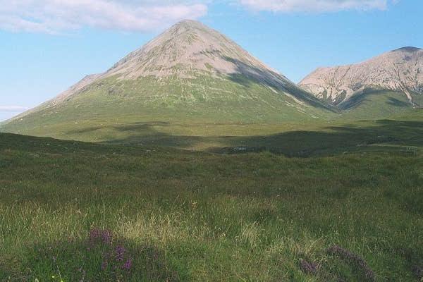 Glamaig: Isle of Skye