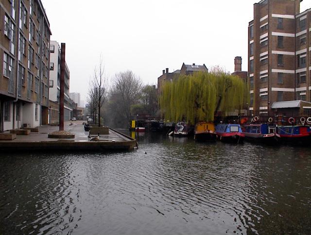 Regents Canal - Wenlock Basin