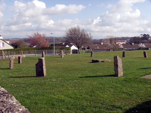 Benllech School Circle