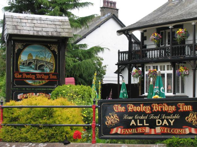 The Pooley Bridge Inn