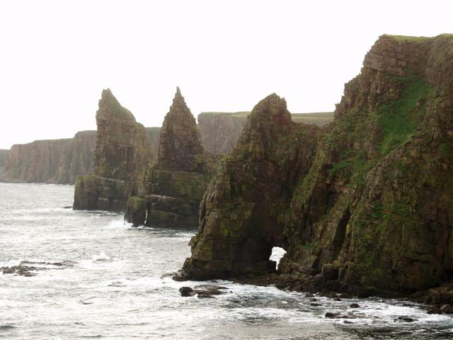 The Stacks of Duncansby, Caithness