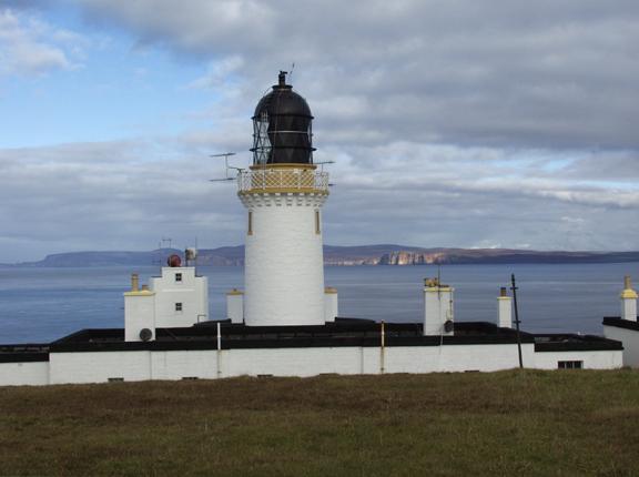 The Lighthouse, Dunnet Head, Caithness