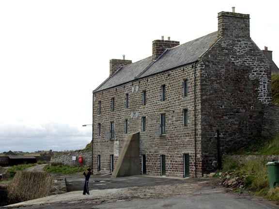 The Bothy, Keiss Harbour, Caithness