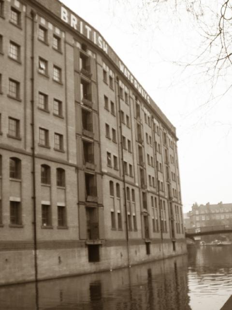 British Waterways Building