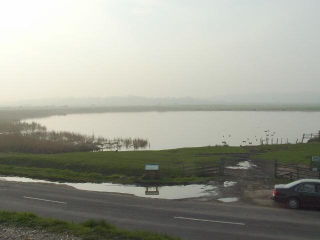 Colonel Body Memorial Lakes, Pett Level,  East Sussex
