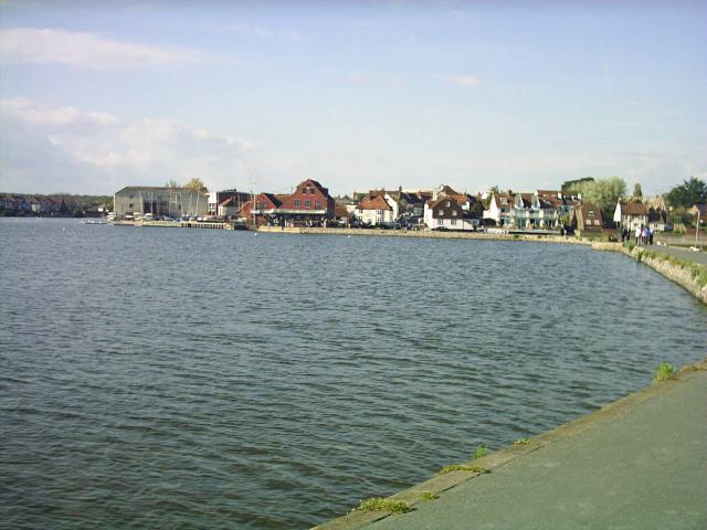 Mill Pond, Emsworth