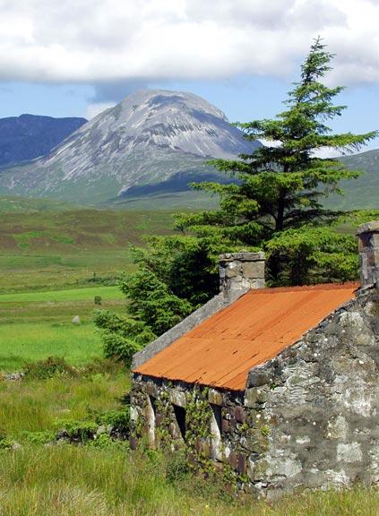 Beinn Shiantaidh - Jura
