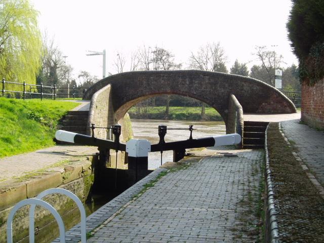 Stourport : Staffs & Worcs  / River Severn Junction