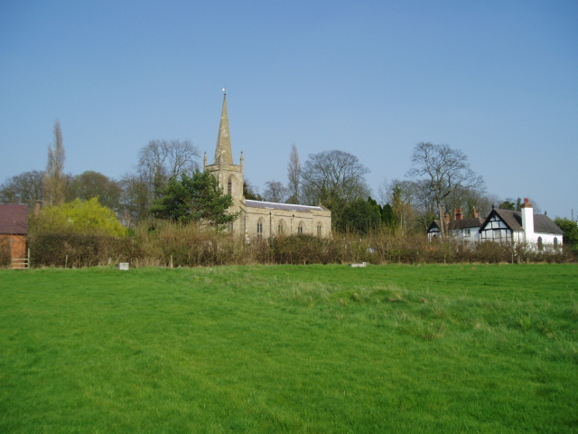 Stone Church & School