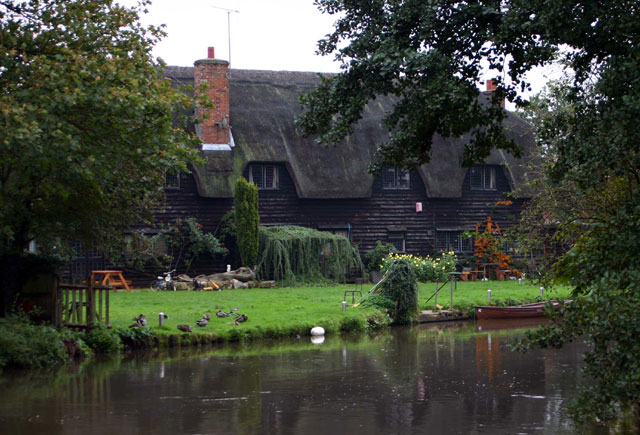 The Granary Barn, Flatford Mill