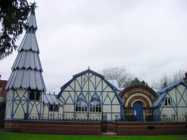 The Pump Rooms, Tenbury Wells