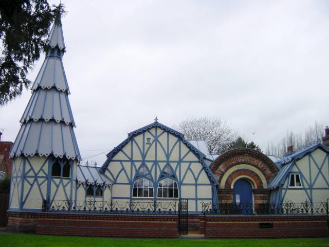 The Pump Rooms, Tenbury Wells