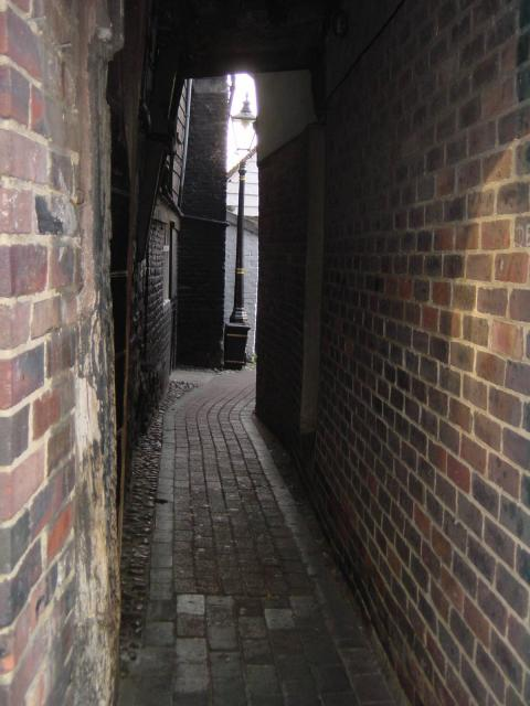 Alleyway, Rye