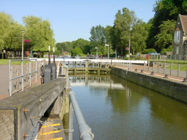 Allington Lock