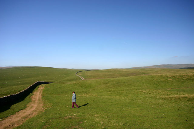 Mastiles Lane and Roman Camp