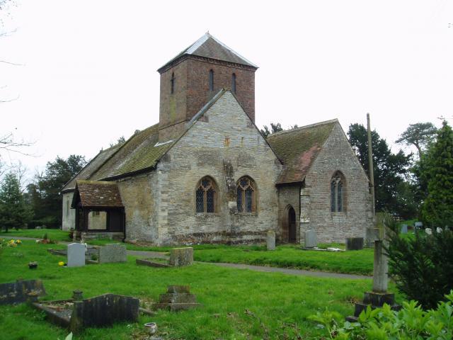 Peopleton Church