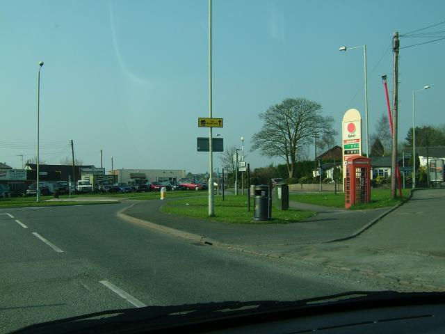 Loggerheads Crossroads