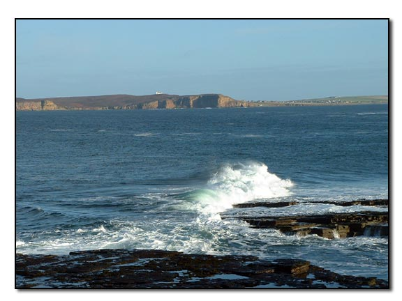 Murkle - Claredon Head