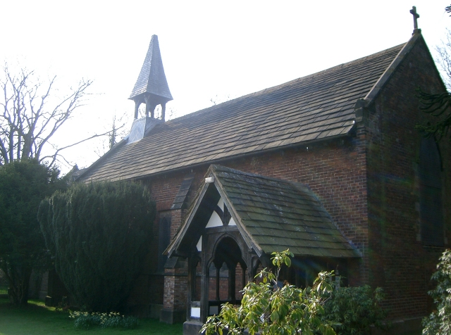 Norcliffe Church in Styal