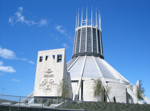 Metropolitan Cathedral of Christ the King in Liverpool