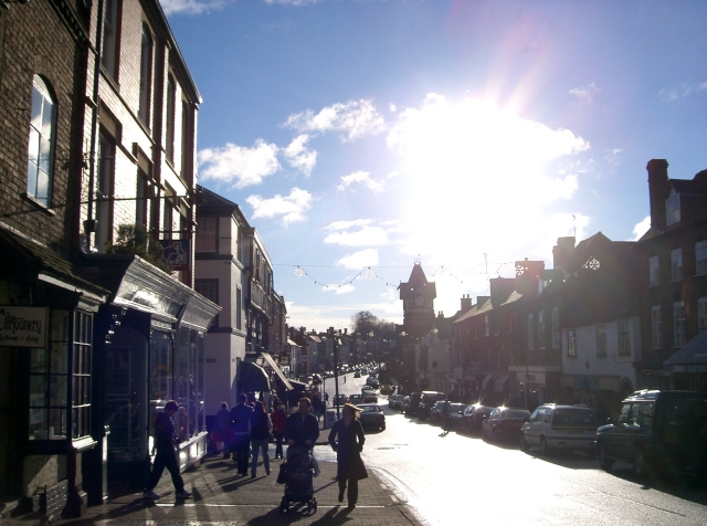 Ledbury High Street