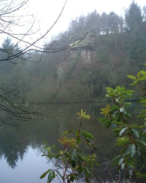 Eavestone Lake