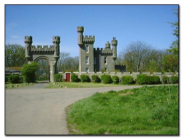 The Gatehouse, Thurso Castle, Caithness