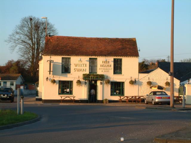The White Swan, Bosham