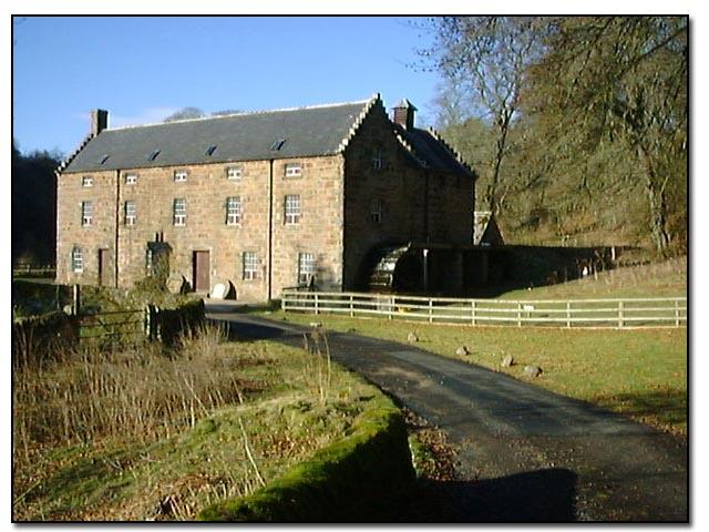 Golspie Mill, Sutherland