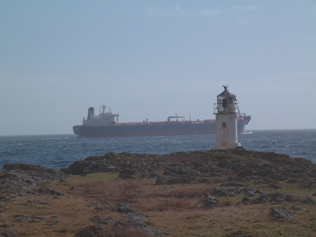 Rubh' an Eun Lighthouse
