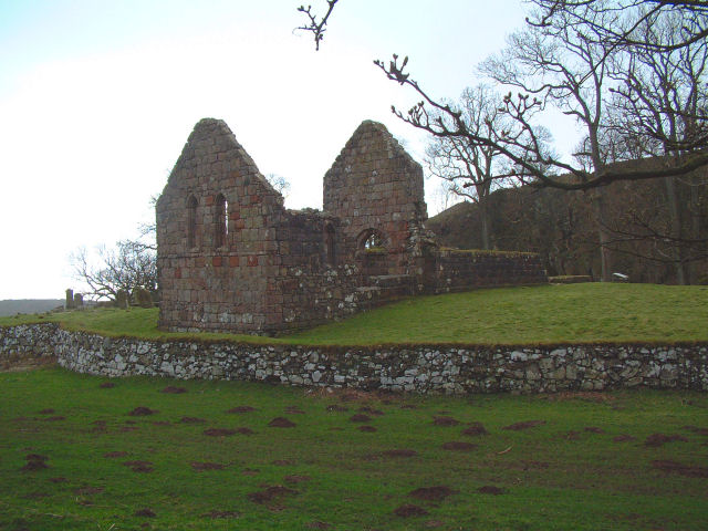 St Blane's Church