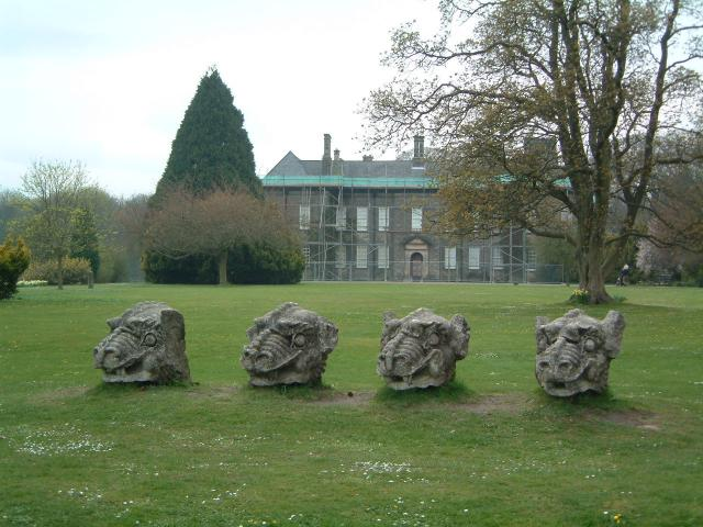 Dragons' Heads