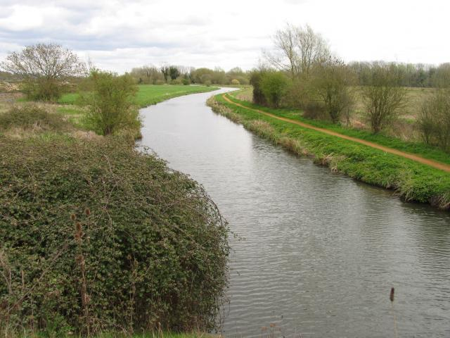 Kennet and Avon Canal: Midgham