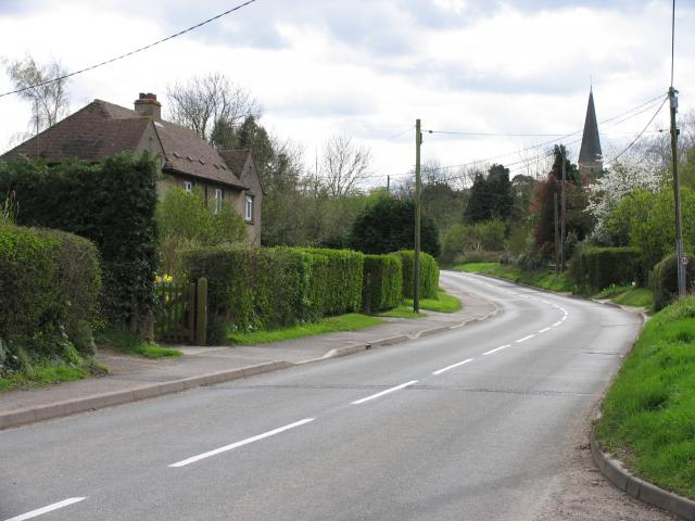 The Road to Brimpton: West Berks