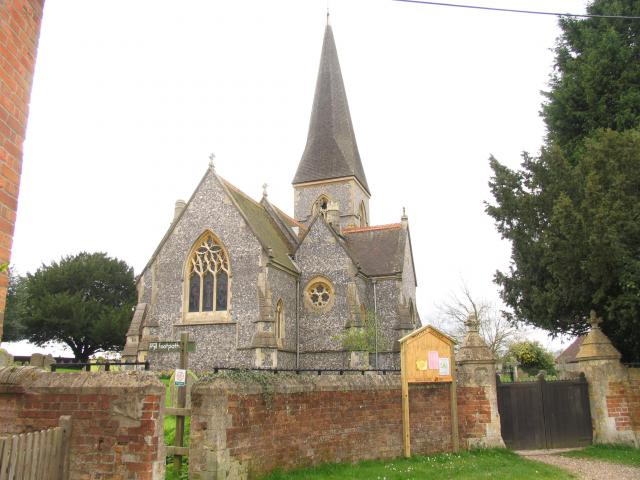 St Peters, Brimpton