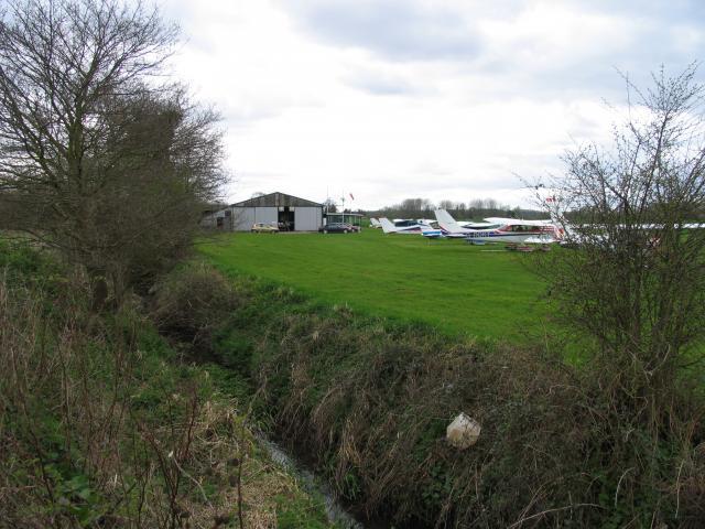 Landing Strip near Woolhampton