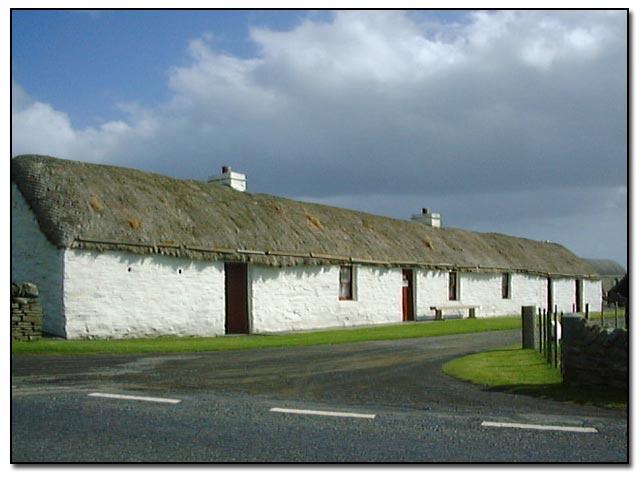Laidhay Croft Museum, Dunbeath, Caithness