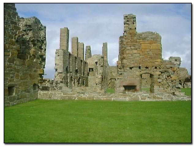 Earl's Palace, Birsay, Orkney