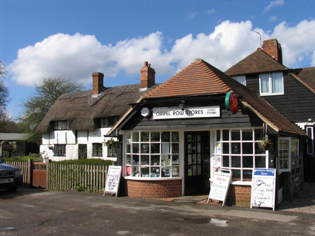 Chapel Row Post Office and Stores
