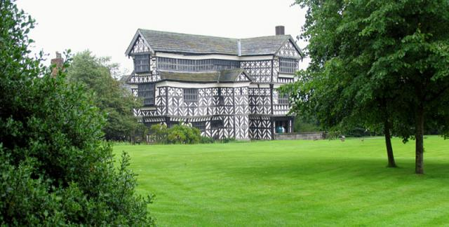 Little Moreton Hall: Cheshire