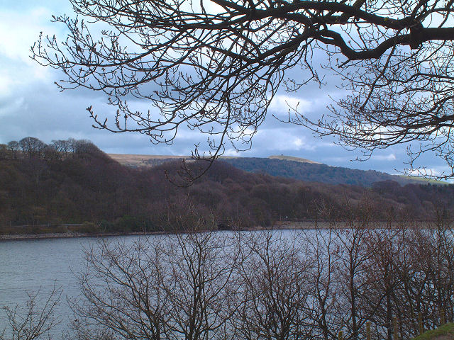 Anglezarke Reservoir (South)