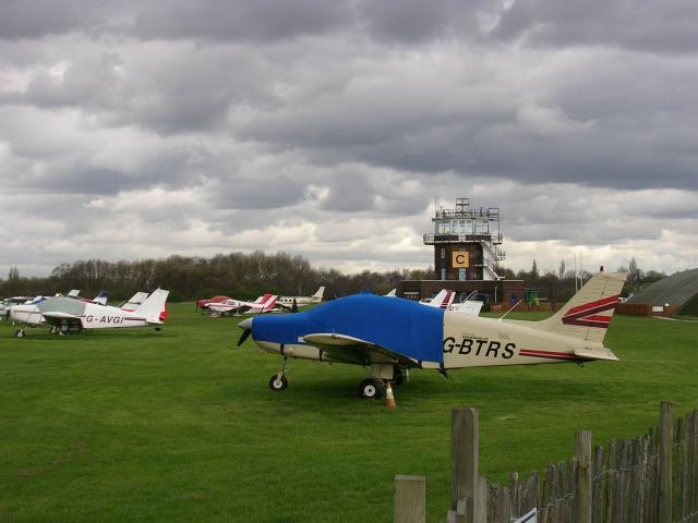 Barton Aerodrome, Eccles, Manchester
