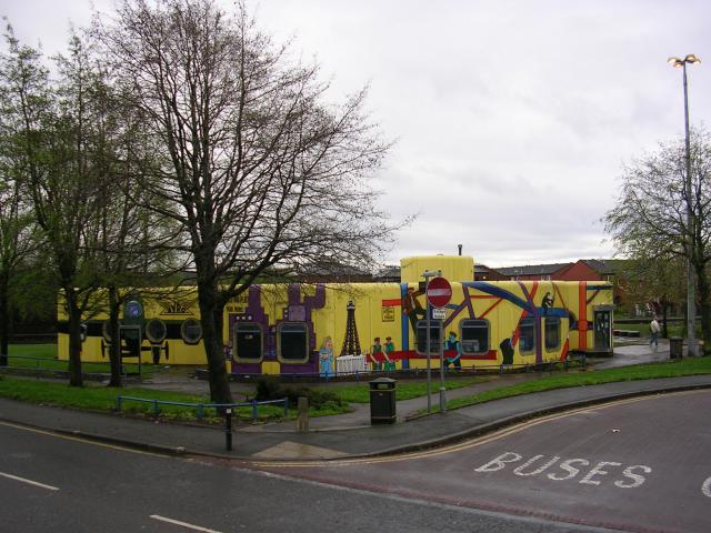 Library, Newton Heath, Manchester